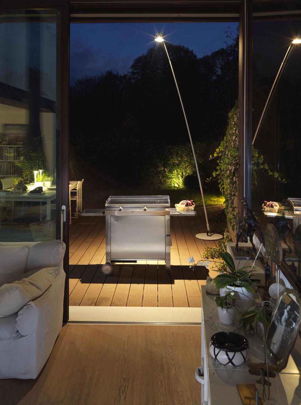 Barbecue modello MOMA