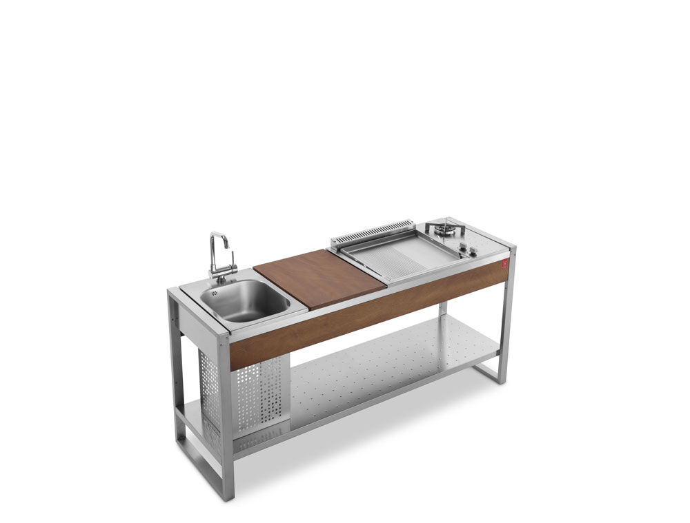 Piano da cucina modello OASI 183